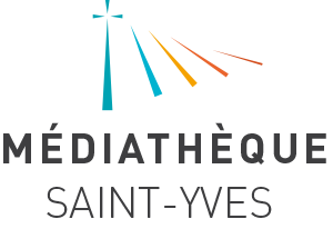 Logo Médiathèque Saint-yves