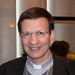 Photo de Mgr Benoît Rivière