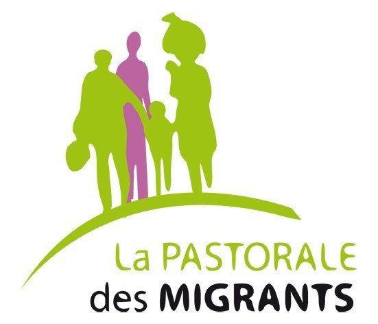 Logo Pastorale des migrants