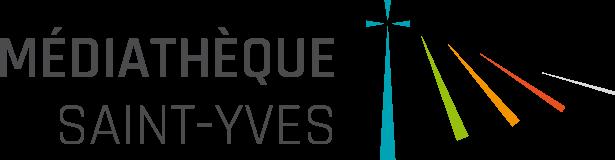 Logo de la Médiathèque Saint-yves