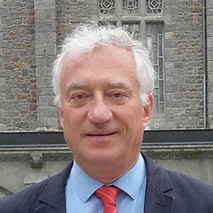 Portrait de Loïc Blin, économe diocésain