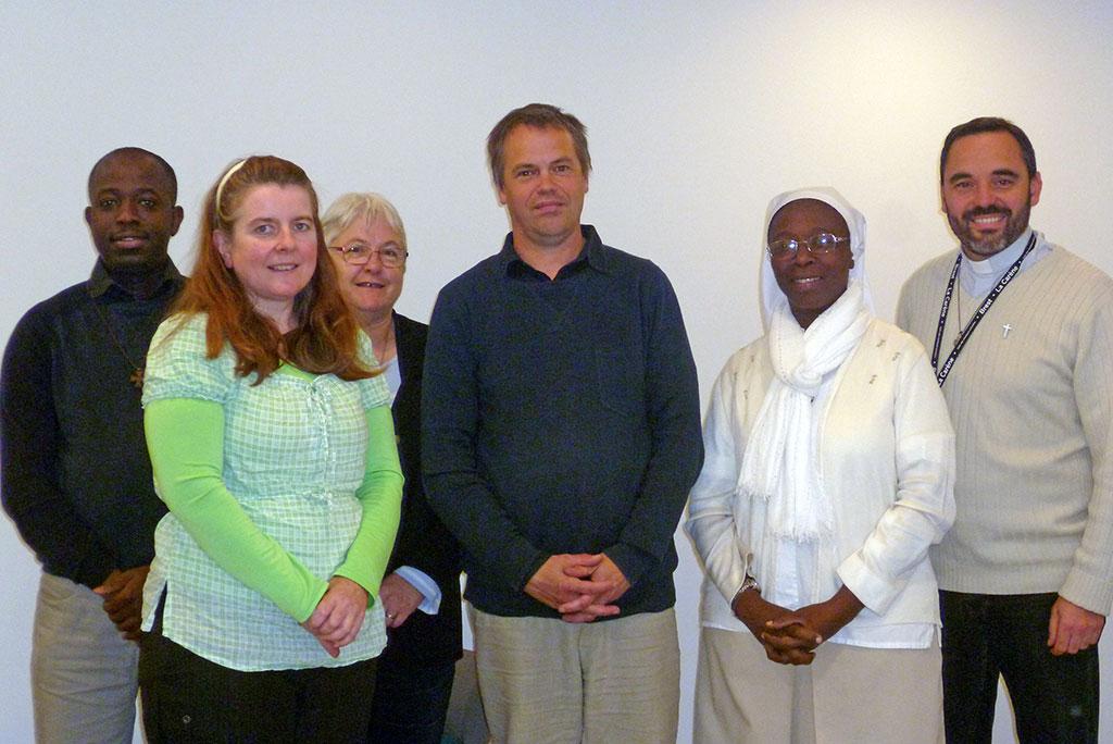 Équipe du Service diocésain des vocations