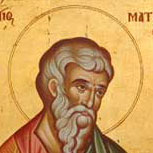 Icône de Saint-Matthieu
