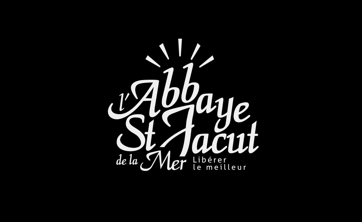 logo de l'abbaye de saint-jacut