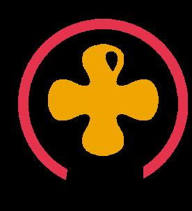 logo du mouvement eucharistique des jeunes