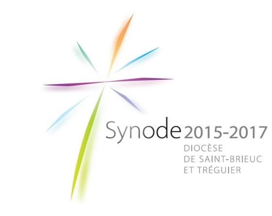 Logo du synode du diocèse de Saint-Brieuc