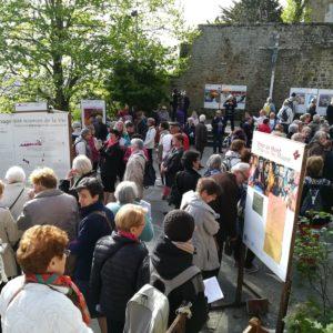 Visite de l'exposition Arcabas