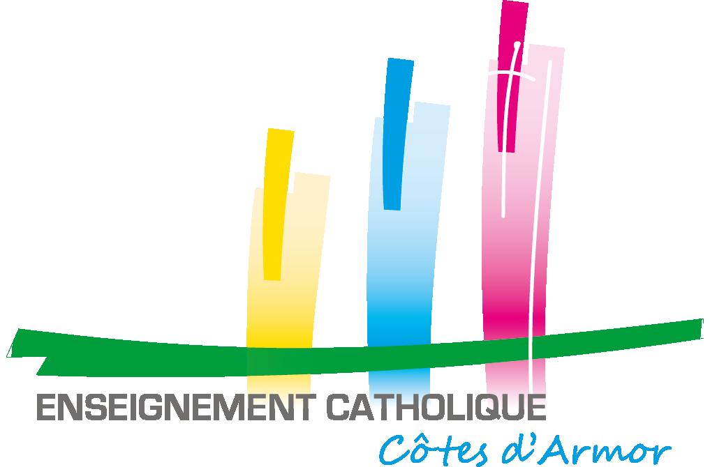 Logo de l'Enseignement catholique des Côtes d'Armor