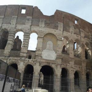 Un monument à Rome