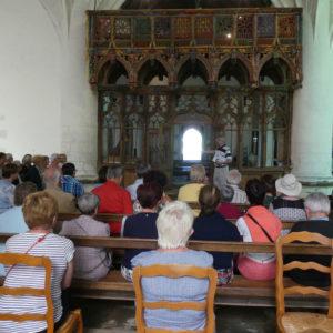 Chapelle Saint-Fiacre du Faouet