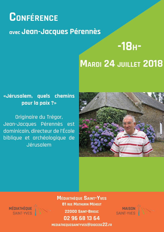 conference jean jacques perennes