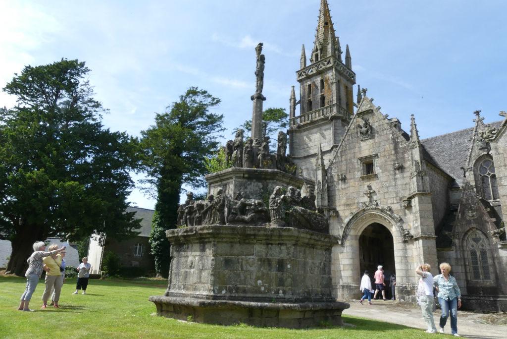 Eglise de Kergrist-Moëlou