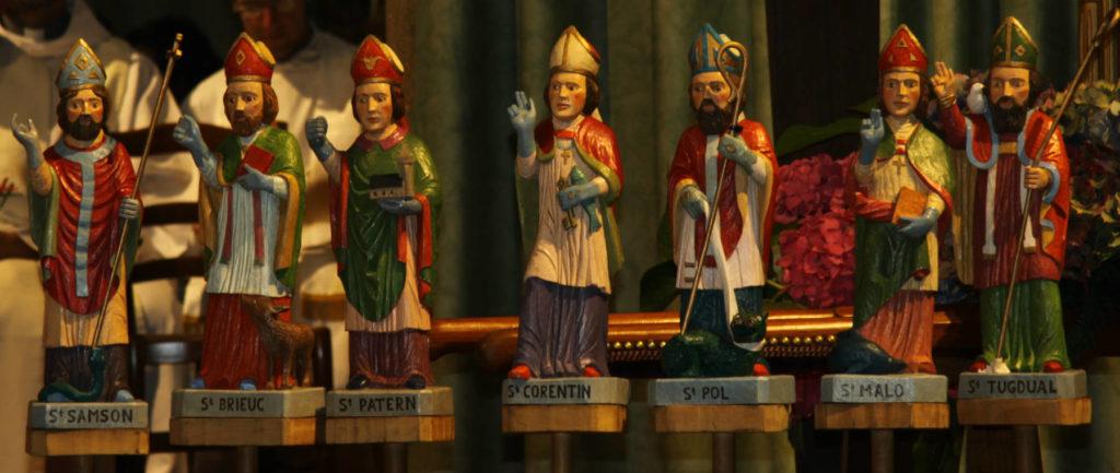 statues trop breiz