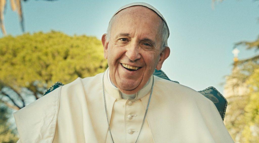 film sur le Pape François