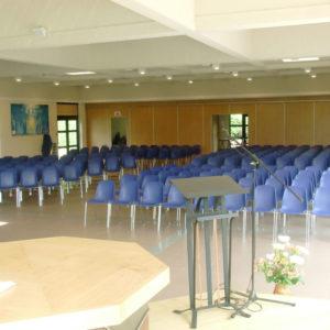 salle de rassemblement à Querrien