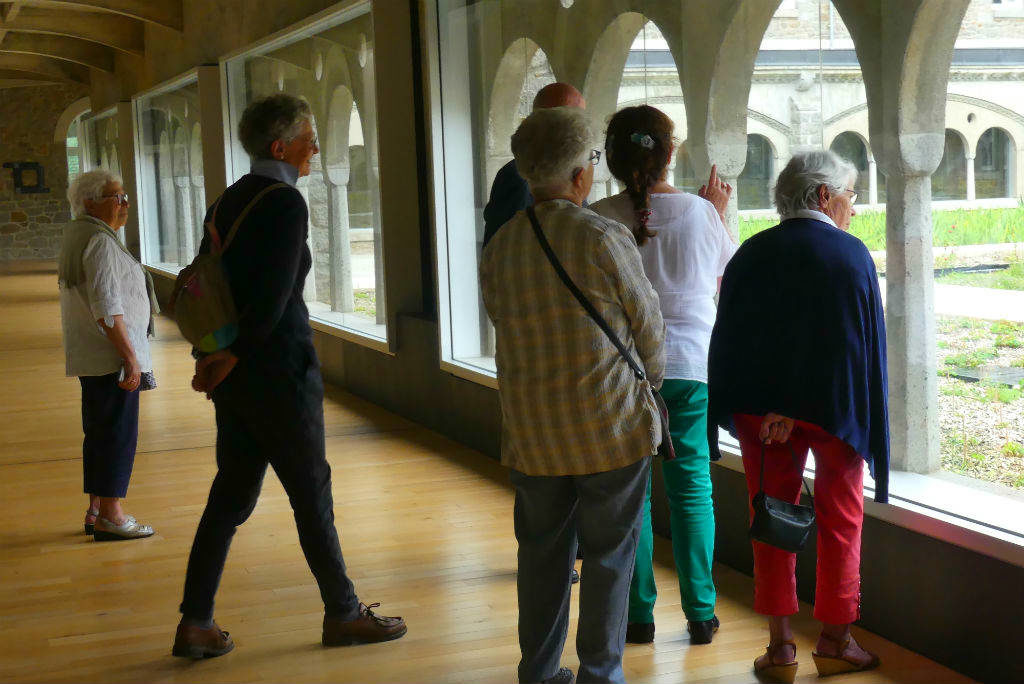 Visite guidée de la Maison Saint-Yves