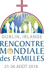 logo de la rencontre mondiale des familles 2018