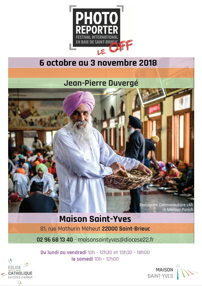 affiche photoreporter le off 2018
