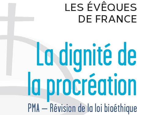 document sur la dignité de la procréation