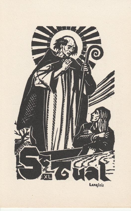 Saint Tugdual
