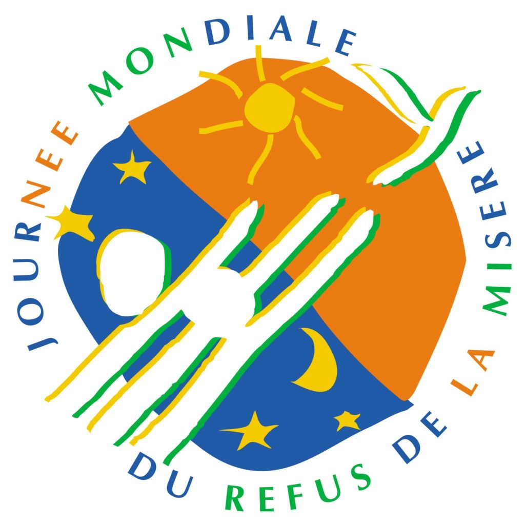 logo journee mondiale refus misere