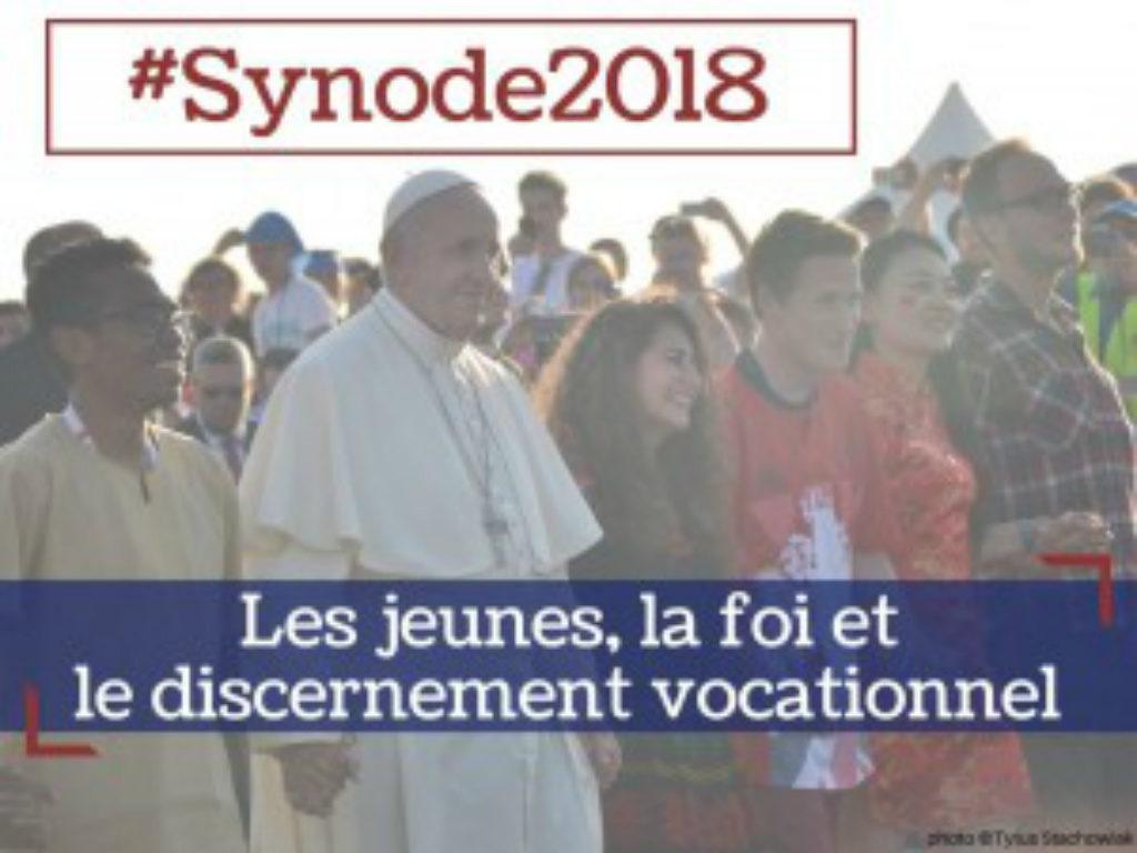 synode des jeunes