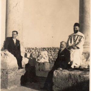 En Algérie en famille