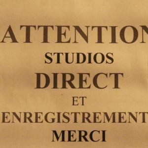Studios de RCF Côte d'Armor