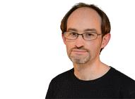 Dominique Chapron, rédacteur-en-chef de RCF Côtes d'Armor