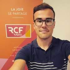 Nicolas Bihan, journaliste à RCF Côtes d'Armor