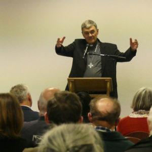Voeux 2019 de Mgr Denis Moutel