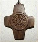 Croix cdans la communauté des Gens du voyage