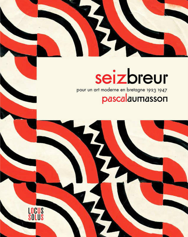 Couverture du livre de Pascal Aumasson autour des Seiz Breur