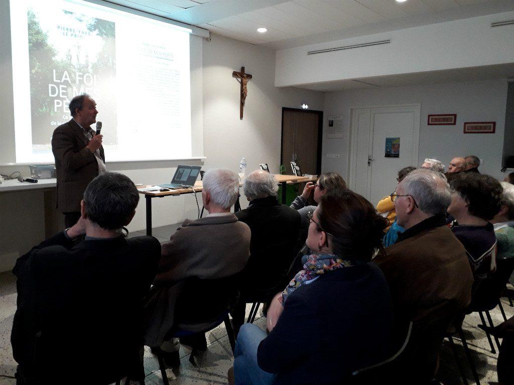 Conférence de Pierre-Yves Le Priol