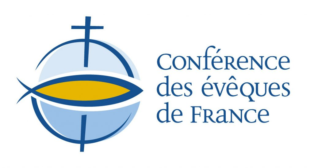 Logo de la Conférence des Evêques de France
