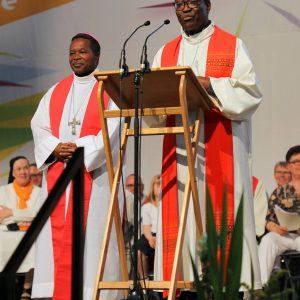 Mgr Paul Vieira