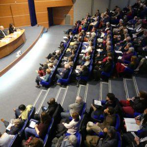 Conférence autour des abus sexuels sur mineur