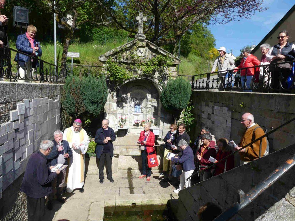 Pèlerinage diocésain à Josselin dans le Morbihan