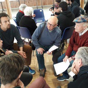 90 ans du MRJC à Lanrivain