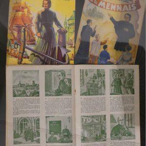 Ancienne revue sur Jean-Marie de la Mennais