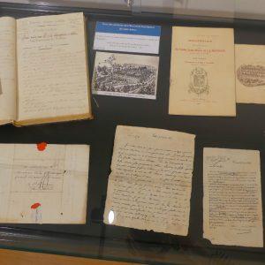 Documents d'archive sur Jean-Marie de la Mennais