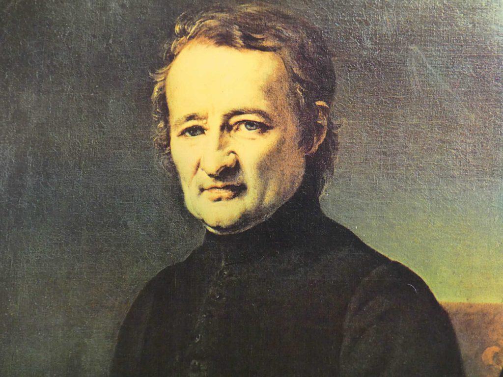 Portrait de Jean-Marie de la Mennais
