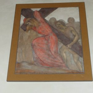 Chemin de croix de Plounevez-Quintin