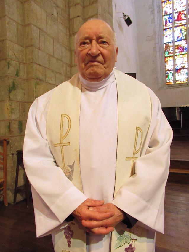Abbé Bertrand Bonniec