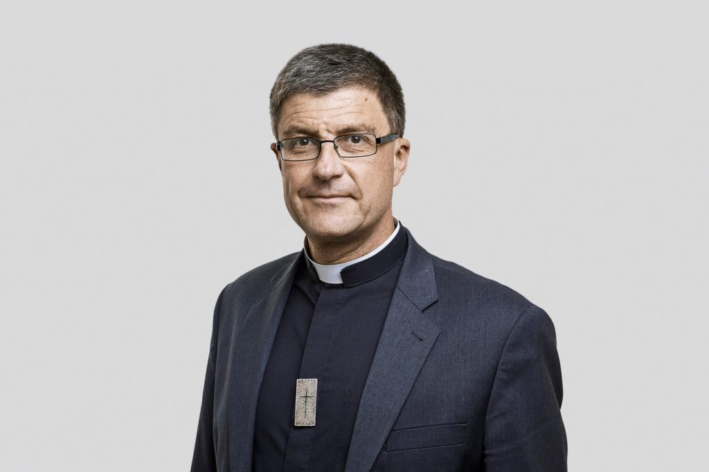 Mgr Éric de Moulins-Beaufort