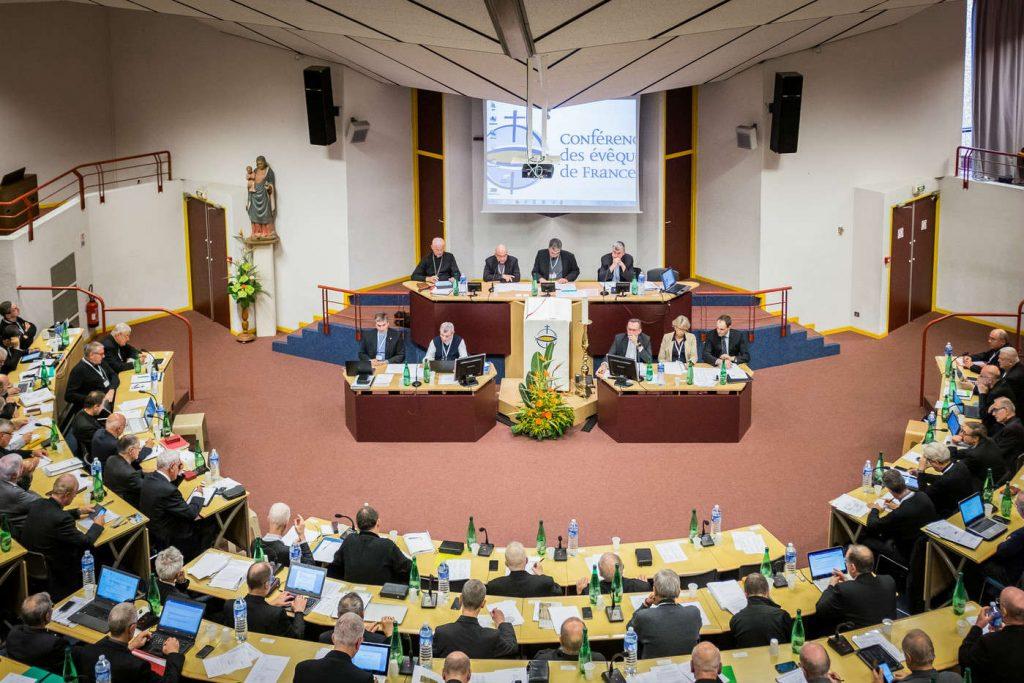 Assemblée plénière des évêques à Lourdes
