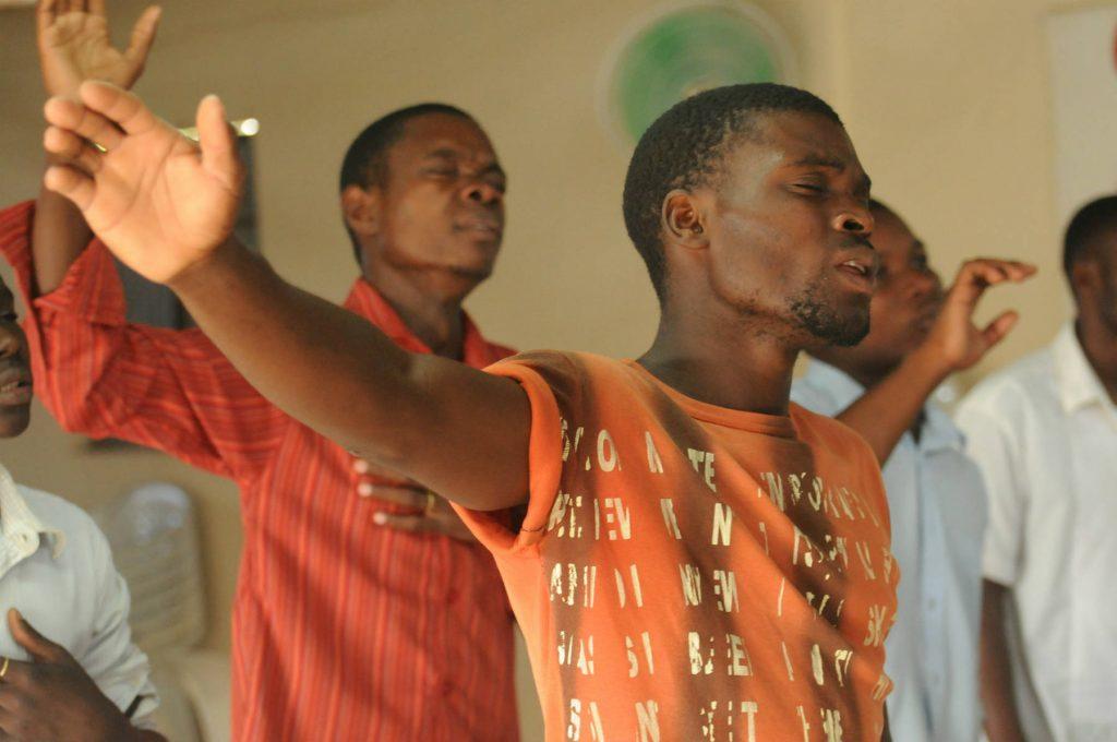 Eglise d'Afrique