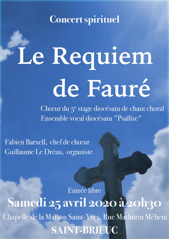 Requiem de Fauré 2020