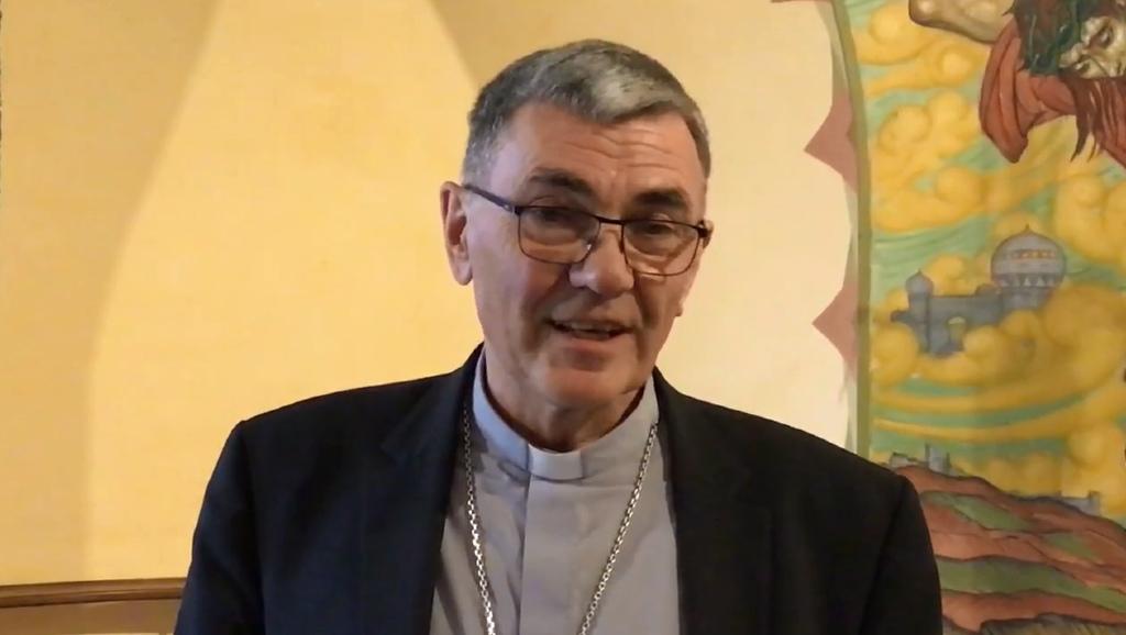 Message de Mgr Denis Moutel
