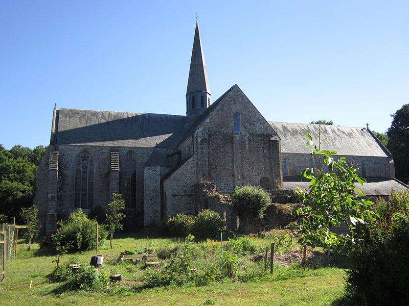 Abbaye de Boquen